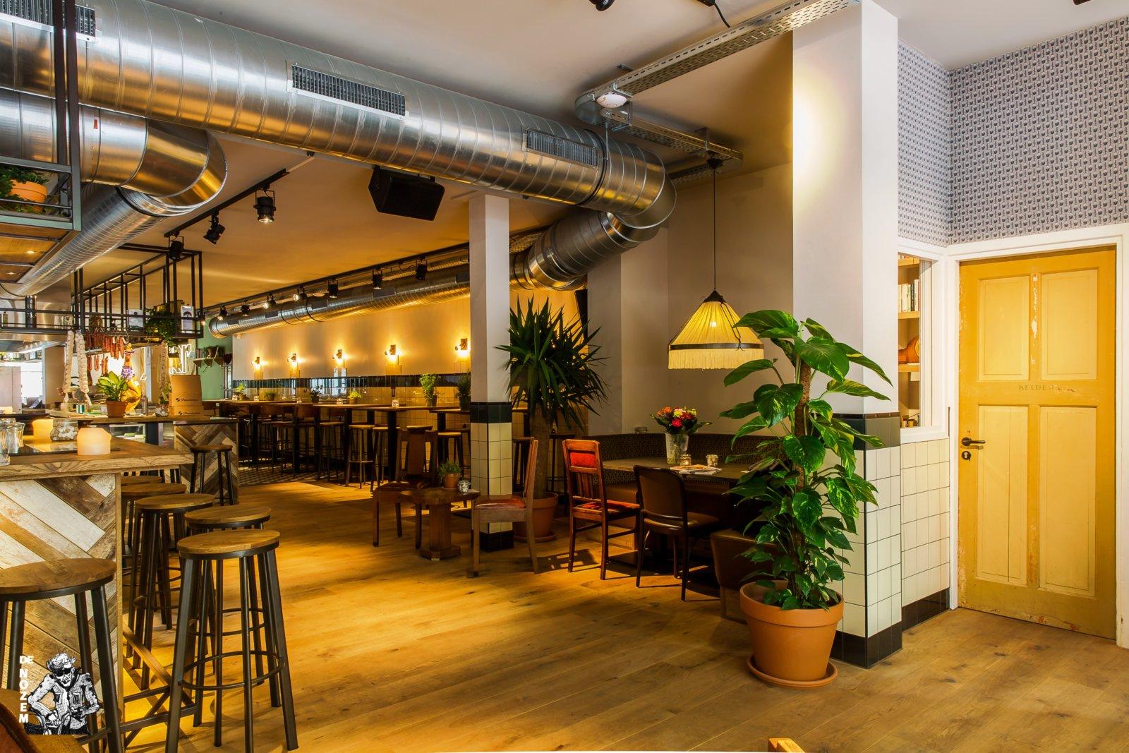 Stads Café Amersfoort | Interieur