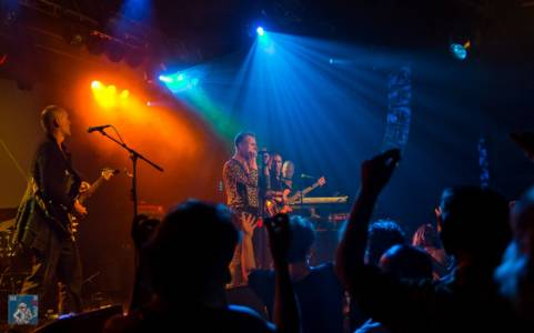 David Bowie Tribute Band Fluor Live