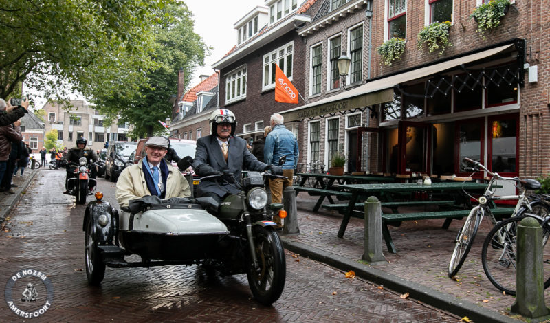 Distinguised Gentlemens Ride 2019 Amersfoort